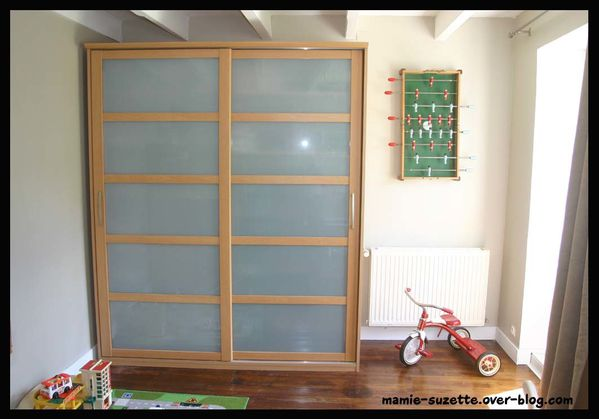 Armoire bambou fly for Armoire chambre fly