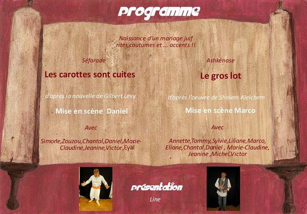 Programme 2013