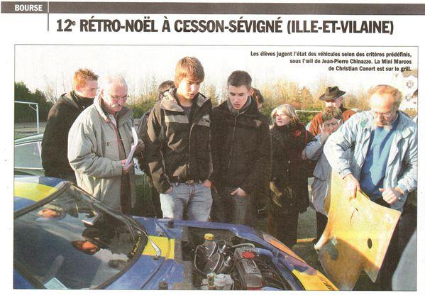 Rétro Noël 2009 - LVA n°1400 - 25 fév 2010 2