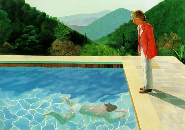 hockney pool-2-figures