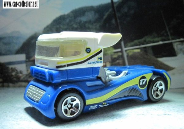 semi fast camion hot wheels virtual collection 2000.118
