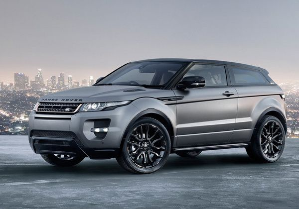 range rover evoque victoria beckham edition 2012 off road generation. Black Bedroom Furniture Sets. Home Design Ideas