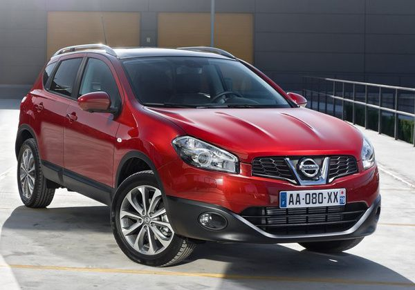 nissan qashqai review autos weblog. Black Bedroom Furniture Sets. Home Design Ideas