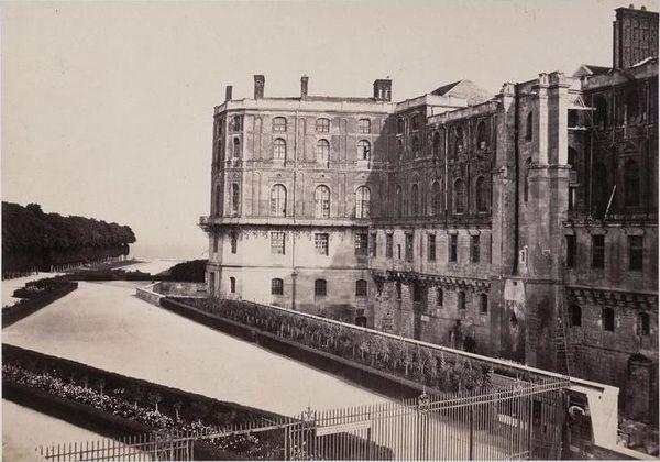 Le Château Vieux de Saint-Germain-en-Laye