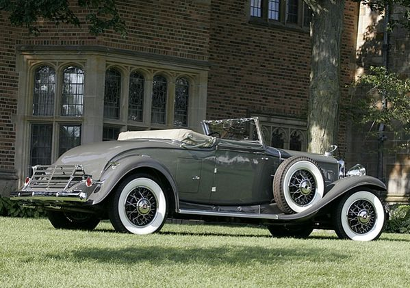 cadillac 452A v16 fleetwood convertible coupe 1930 108