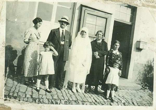Menskirch Communion 1937 1