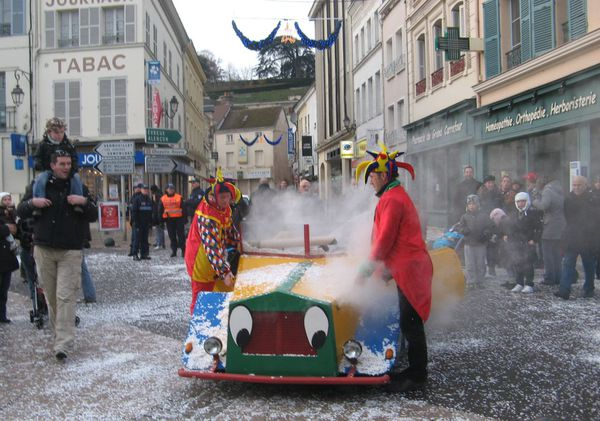 carnaval Flambarts 2011 voiture