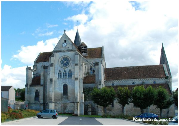 Bury eglise 2