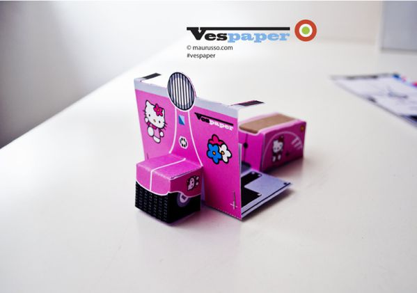 vespaper hello kitty 0