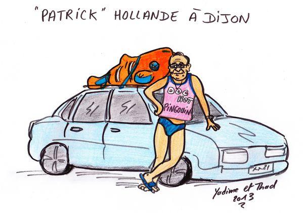 patrick hollande