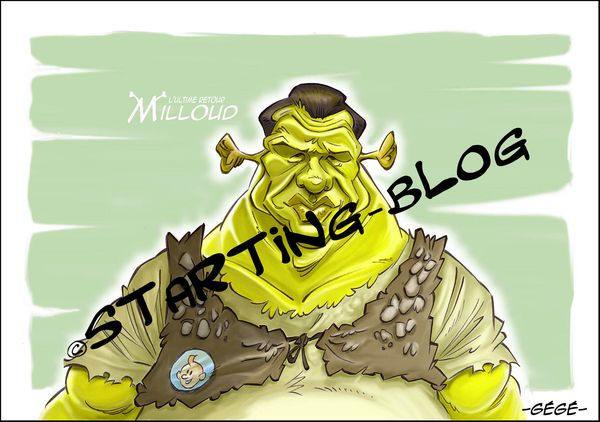 Milloud shreck copyright