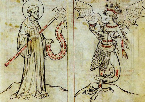 -Biblia-Pauperum--Benedict-conjurant-le-monstre-des-7-pe.jpg