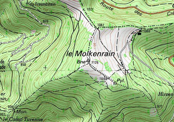 Molkenrain - a