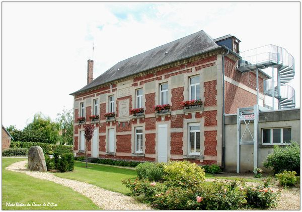Guiscard ecole