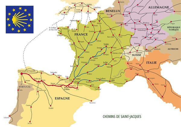 005-Camino-de-Santiago-Map