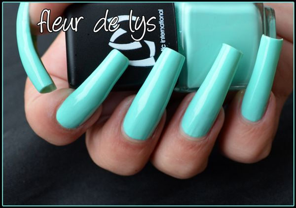 Vernis ongles pastel