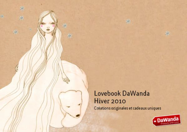 Lovebook-DaWanda