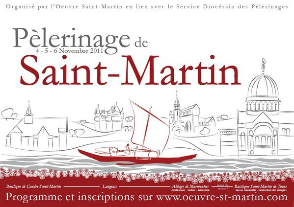 Pèlerinage St Martin