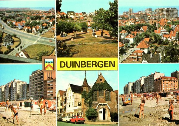 Sep Carte de Duinbergen143