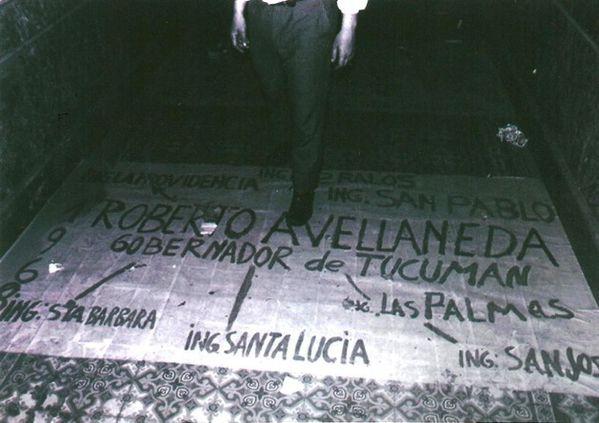 Carnevale Graziela 1968 Tucuman Arde 04