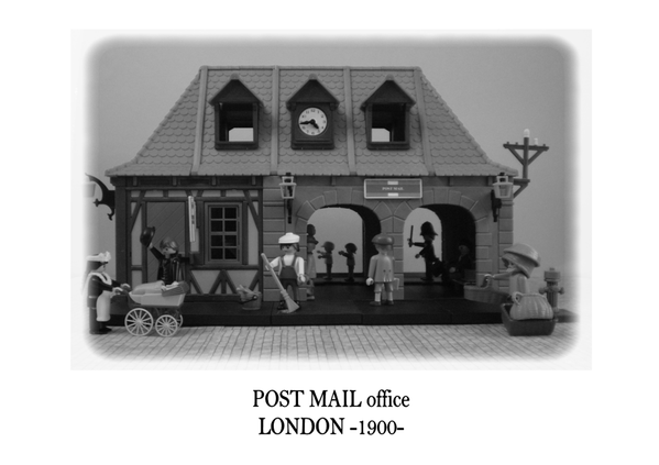 POST MAIL office