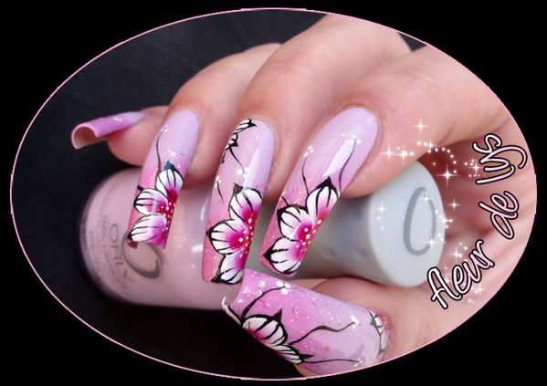 Nail Art design