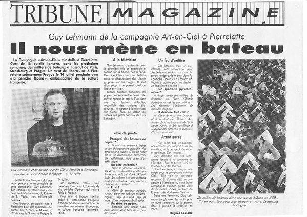 ext presse NB 1991 La tribune