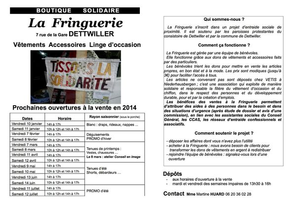tracts janvier 2014
