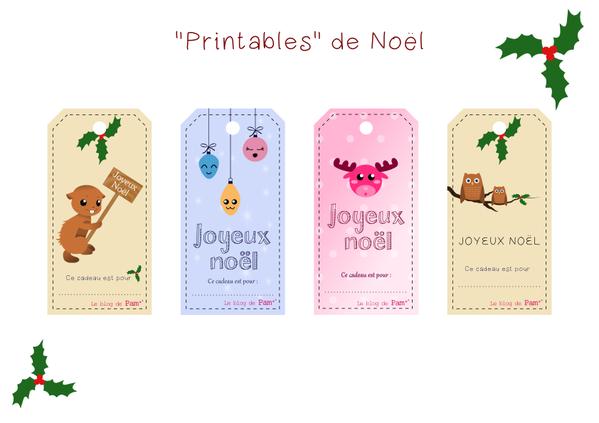 Printables Noël (web)