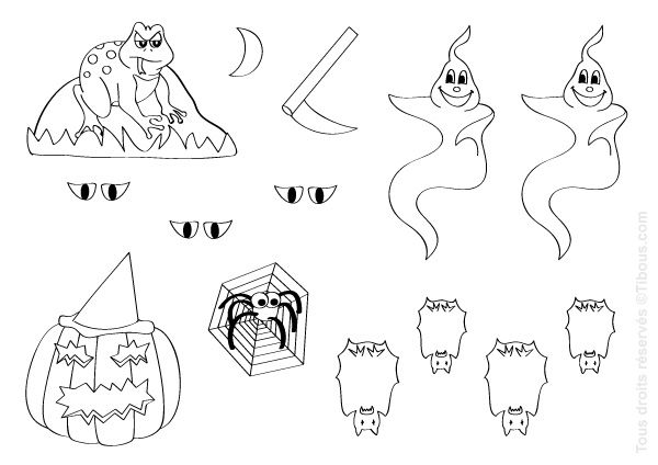 0 tqn   d familycrafts 1 0 f a 3 halloween Costume Kids Coloring Page additionally 20 Free Halloween Coloring Pages For Kids furthermore Halloween Party Fun   images halloween Coloring Pages 1 besides Haunted House together with Halloween Tree Silhouette Pattern. on scary family costumes