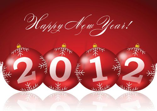 2012 HAPPY NEW YEAR bis
