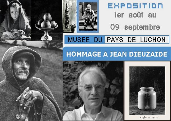 Exposition hommage Jean Dieuzaide