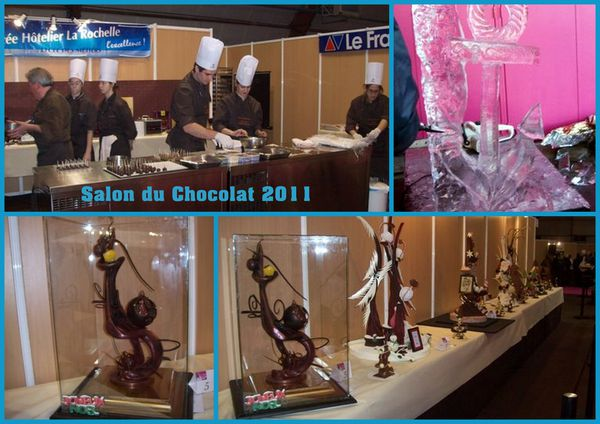 Salon du chocolat la rochelle for Salon habitat la rochelle