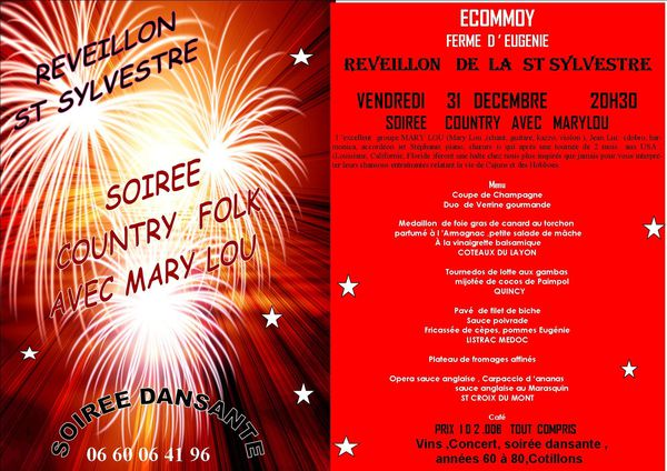 REVEILLON DEC DU20