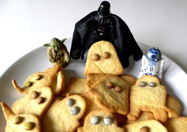 cookies star wars