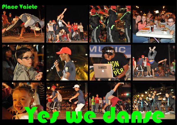 yes we danse