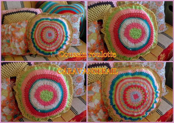 coussin roulotte