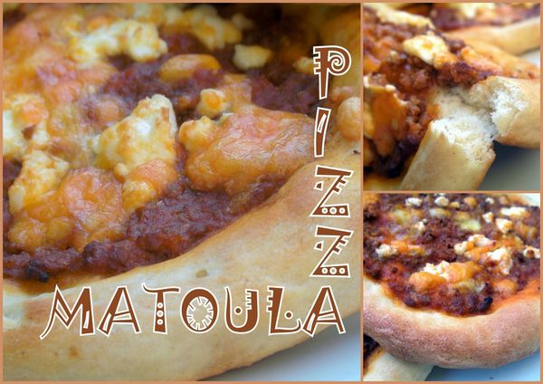 Matloua pizza photo 6