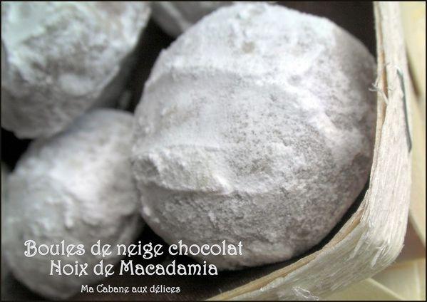 Biscuits chocolat noix de macadamia photo 1