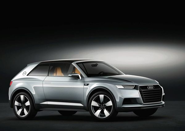 Audi Crosslane Coupé 01