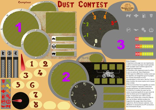 Compteur Dust Contest Version finale