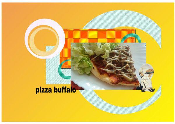 pizza buffalo
