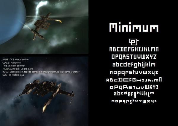 Manticore - minimum