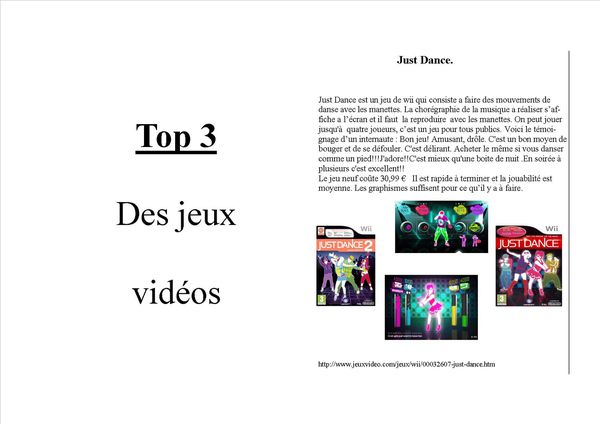#Compile top 5# ter9