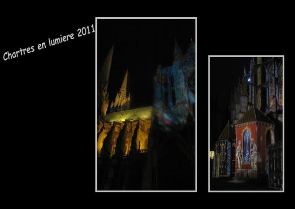 chartres lumiere 2011