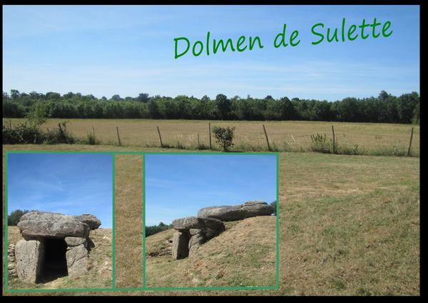dolmen de Sulette