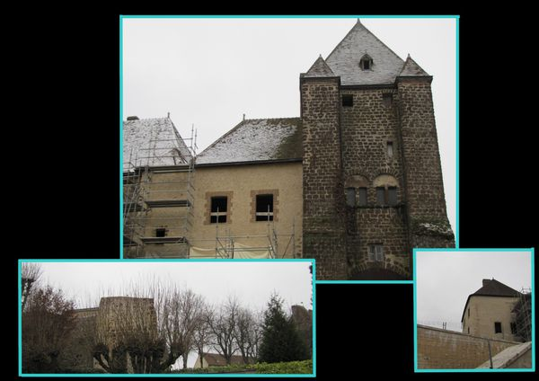 senonches chateau