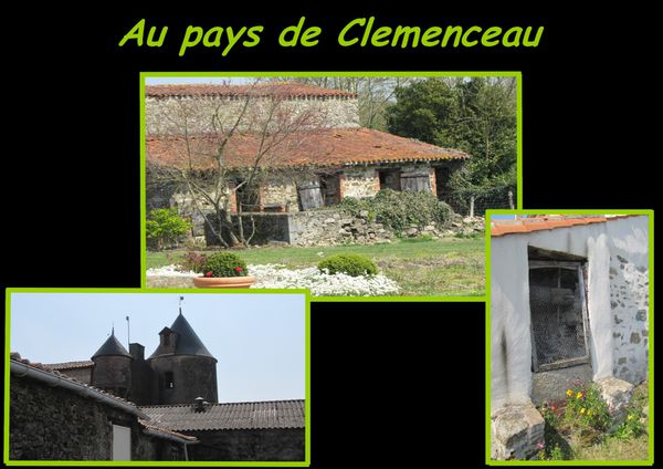 clemenceau pays