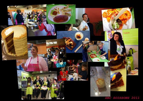 Salon du blog culinaire de soissons 2012 c 39 est local de for Article culinaire
