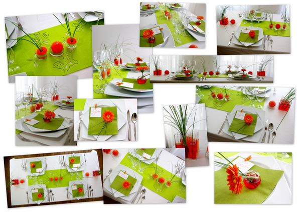D co de table de printemps blog cbodeco - Decoration table printemps ...